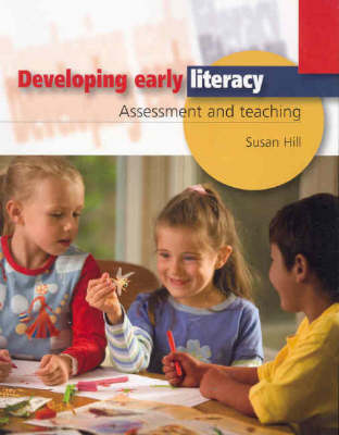 Developing early literacy bookcover