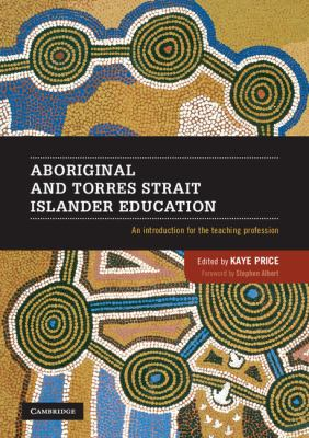 Aboriginal and Torres Strait Islander Education bookcover