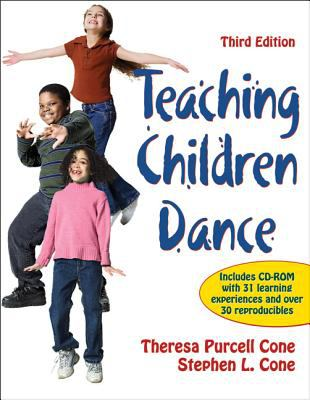 Teaching Children Dance bookcover