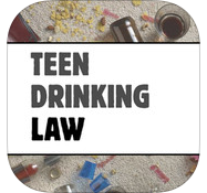 Teen Drinking Law app