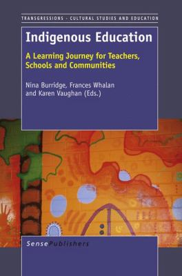 Indigenous Education bookcover