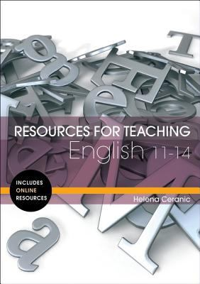Resources for teaching English bookcover