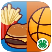 Eat And Move O Matic app