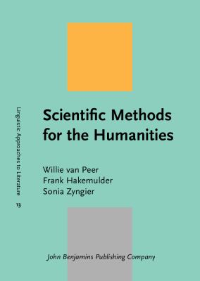 Scientific methods for the Humanities bookcover