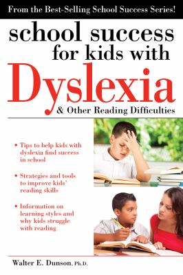 school success for kids with dyslexia