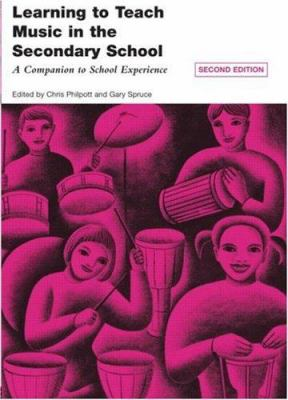 Learning to teach music in the secondary school bookcover