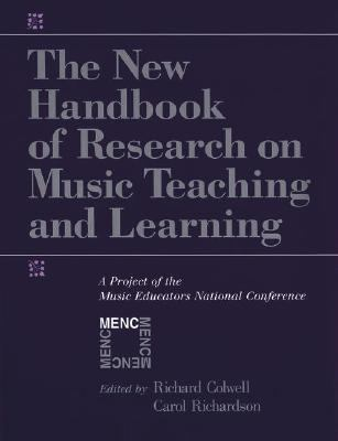 The new handbook of research on music teaching and learning bookcover