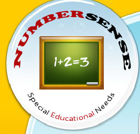 Numbersense website logo