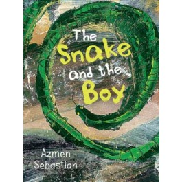 The Snake and the Boy bookcover
