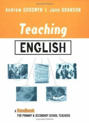 Teaching English bookcover