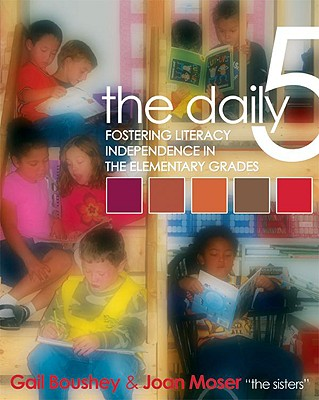 The daily 5 bookcover