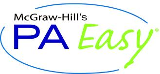 McGraw-Hill's PA Easy