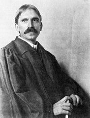 photo of John Dewey