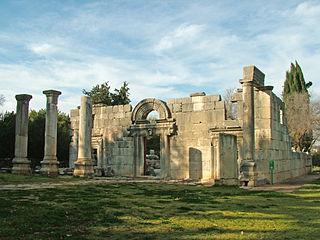 Ancient Synagogue at Bar'am