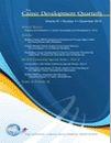 The Career Development Quarterly Cover