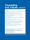 Counseling and Values Cover