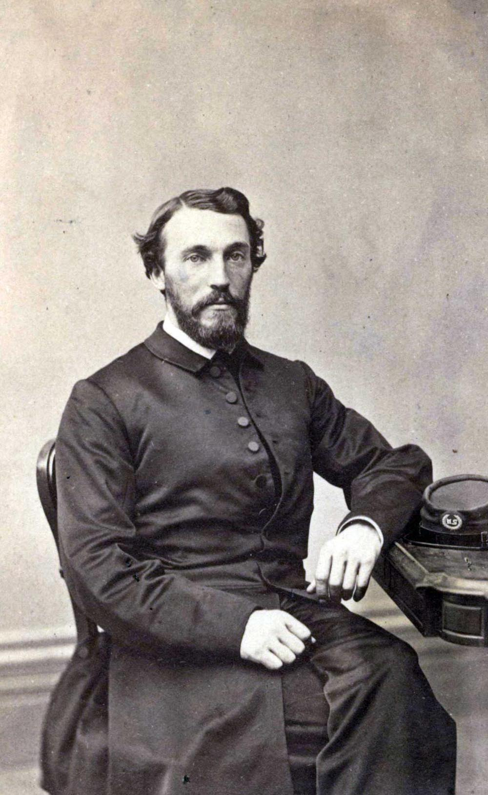 Photo of Chaplain Humphreys