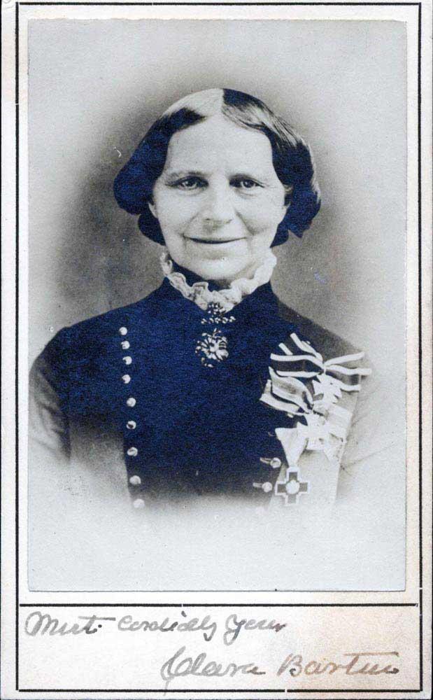Clara Barton photo