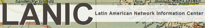 LANIC Latin American Network Information Center logo