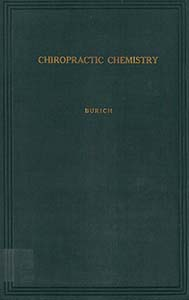 Chiropractic Chemistry