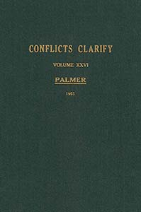 Conflicts Clarify
