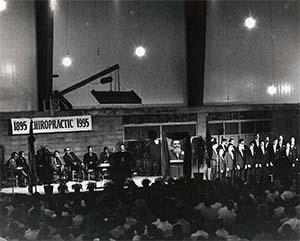 Founder's Day celebration 1995