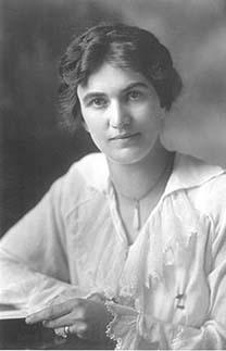 Mable Palmer portrait