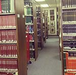 Special Collections stacks
