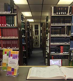 Photo of the Archives