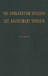 The Subluxation Specific
