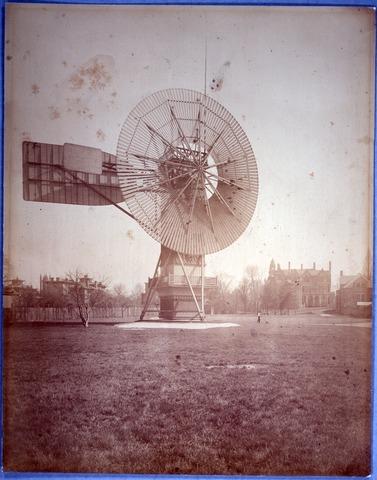Brush Windmill