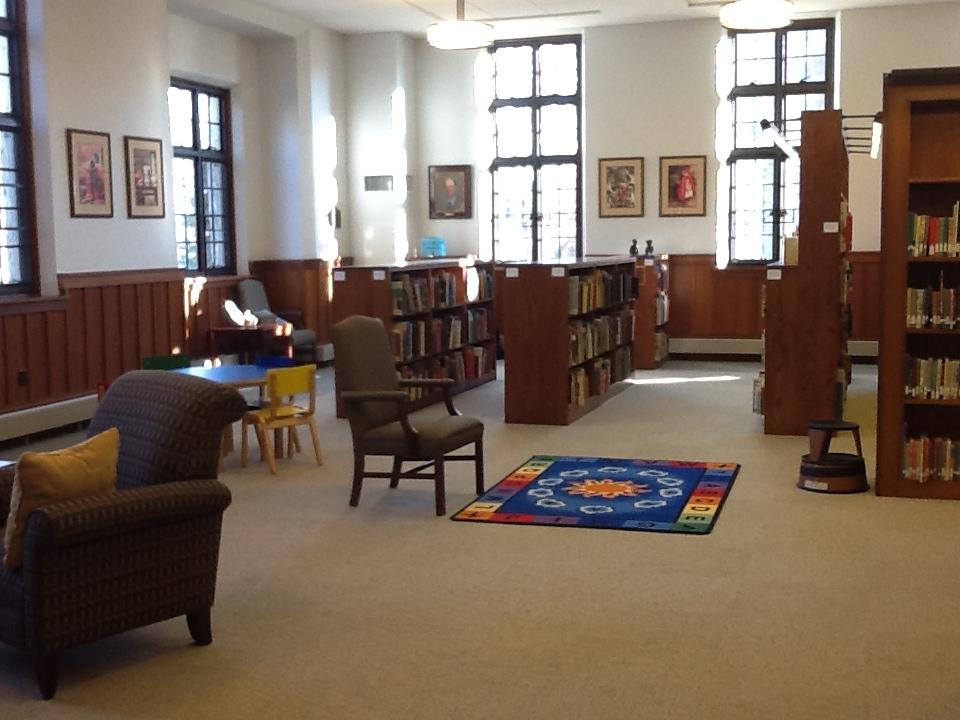 McGill Children's Library