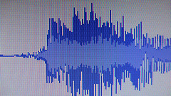 picture of a waveform