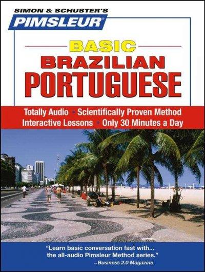 Pimsleur Basic Portuguese Brazilian