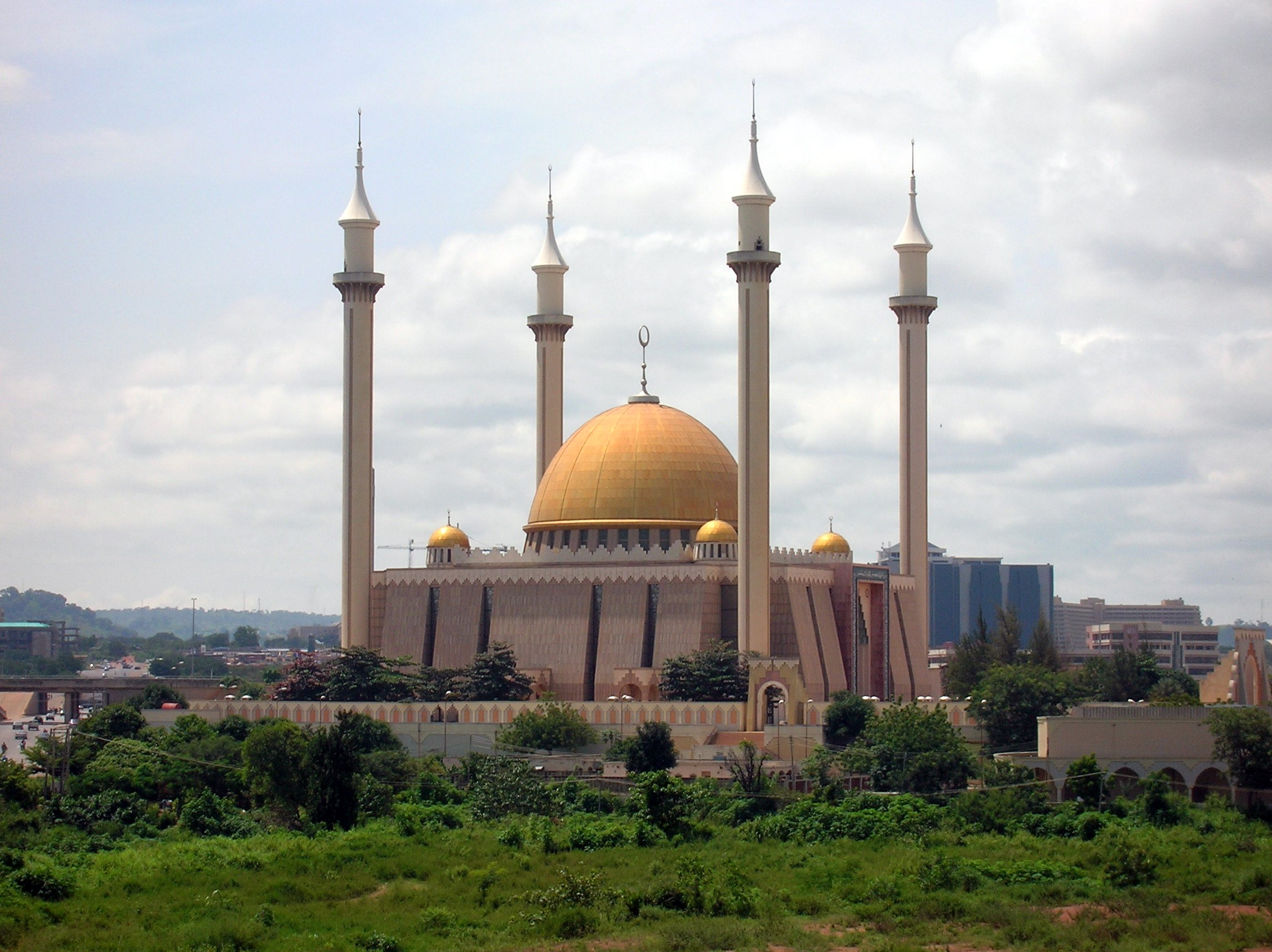 Nigerian National Mosque