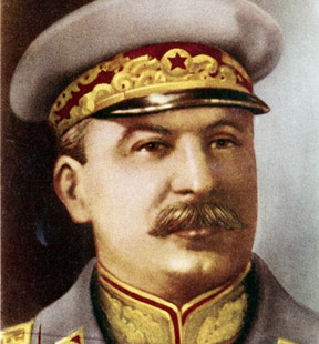 image of Stalin from Digital Archive