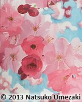 painting_Natsuko_sakura
