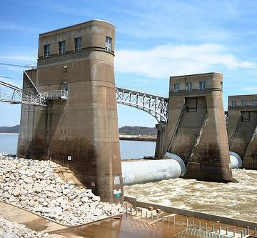 Robert C. Byrd Locks and Dam