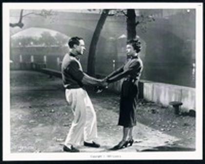 Gene Kelly & Leslie Caron in 'An American in Paris'