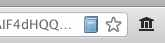 Image of Zotero capture icon in a browser's address bar.