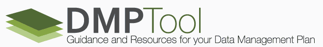 DMPTool Guidance and Resources for your data management plan logo