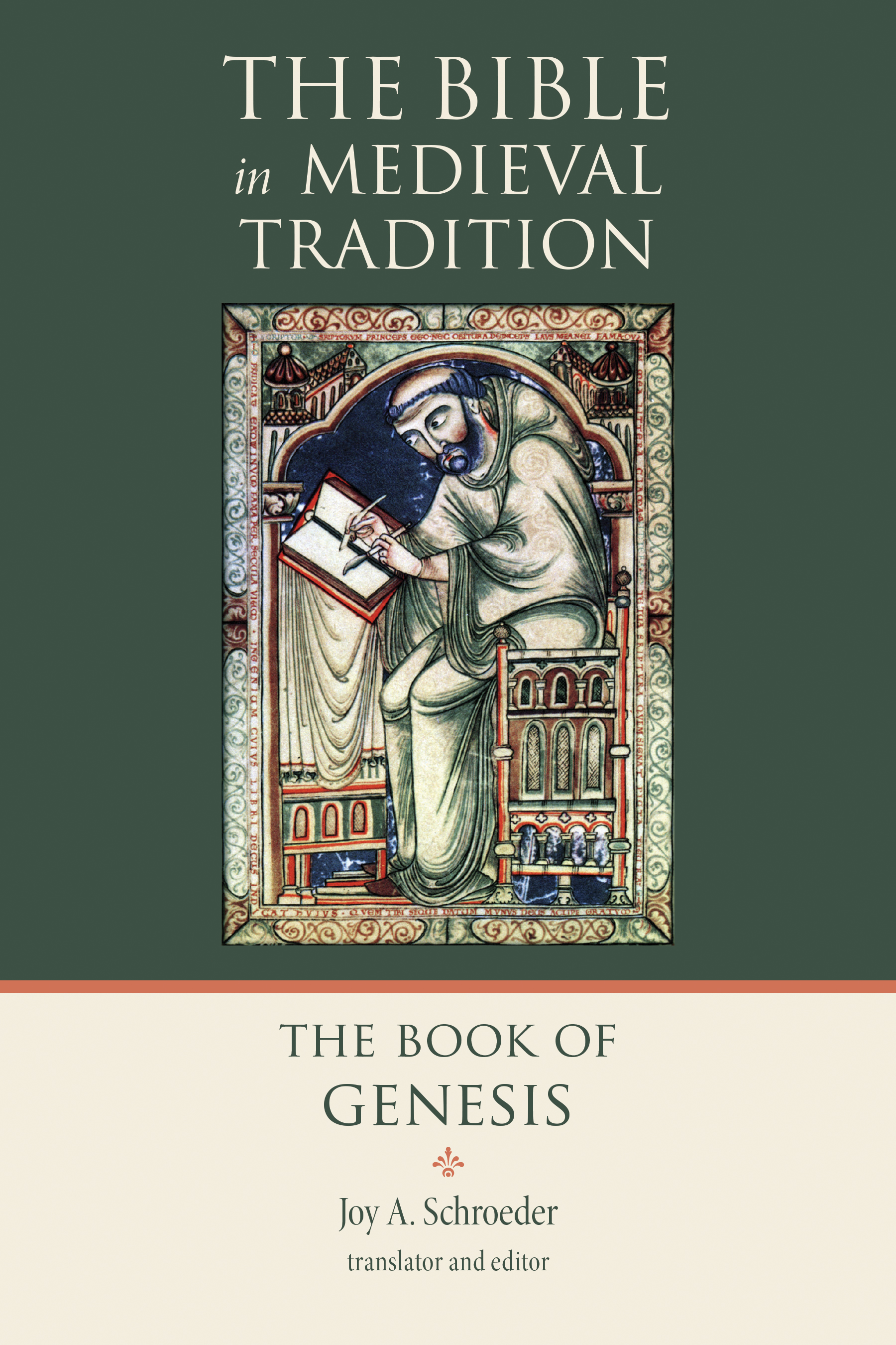 """""""The Bible in Medieval Tradition"""" cover art"""