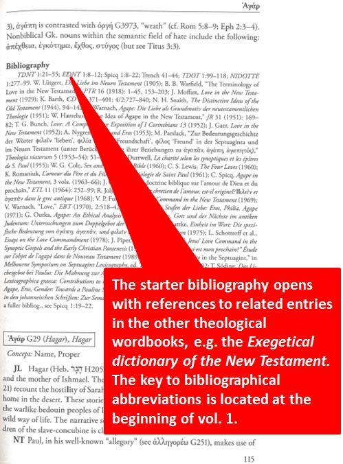 G/K starter bibliography