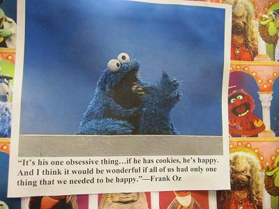 Cookie Monster description