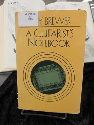 Guitarist's Notebook