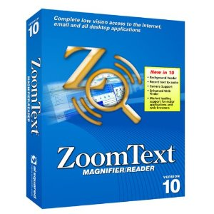 ZoomText Packaging
