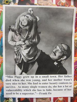 Piggy's Bio