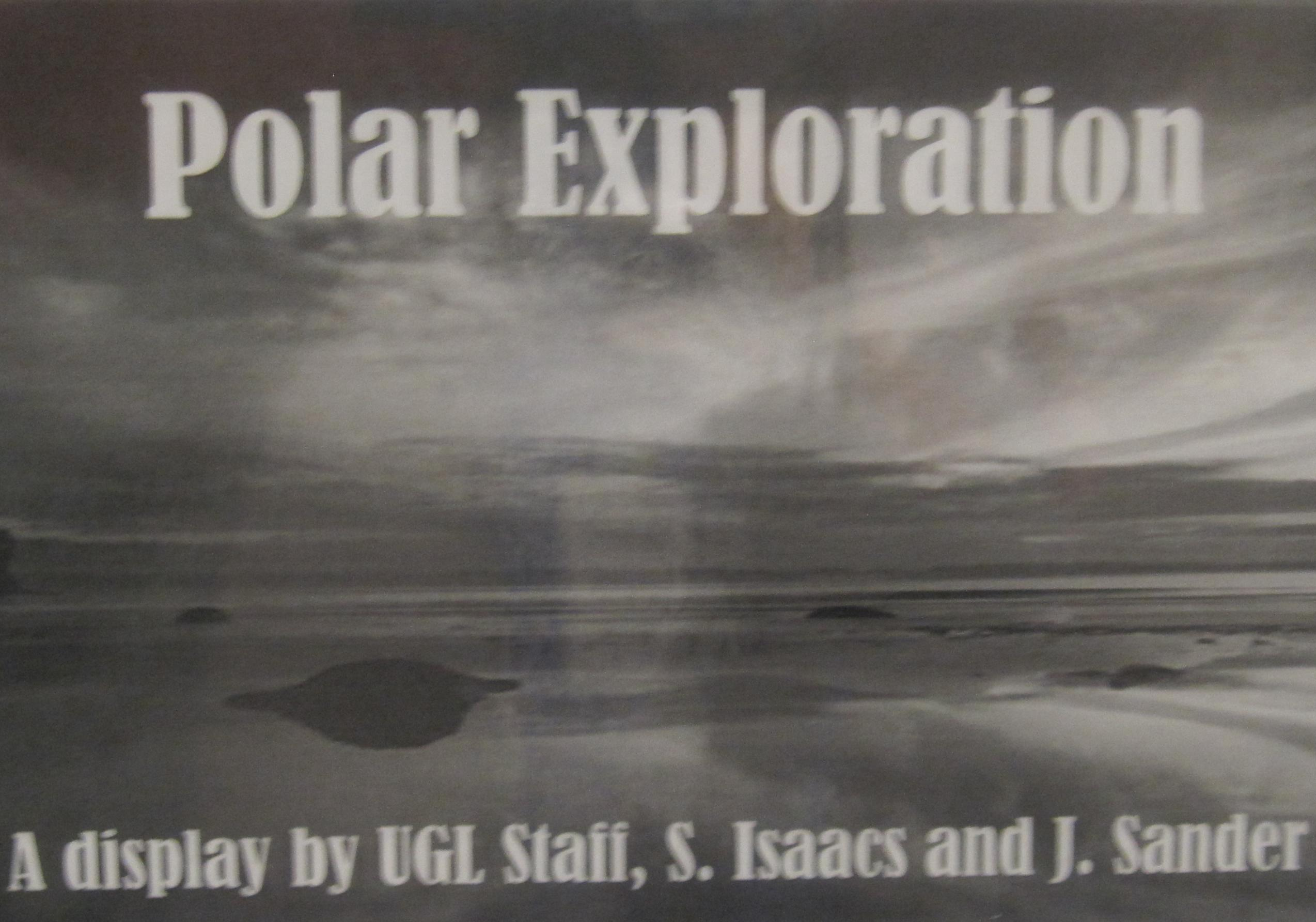 Title Card--Arctic Exploration