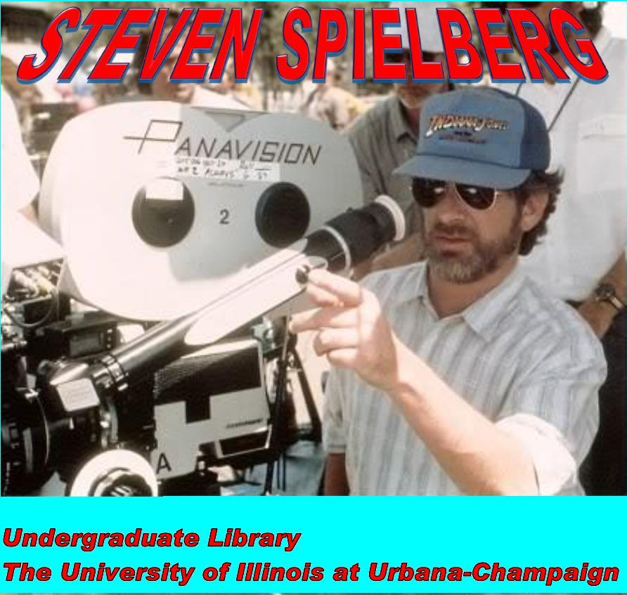 Title Card--Spielberg