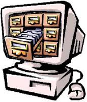 online card catalog